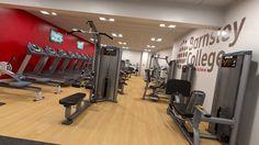 Barnsley College Gym