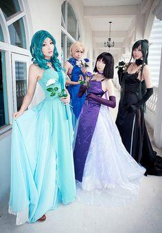 maei(麻櫻) Princess saturn Cosplay Photo - WorldCosplay