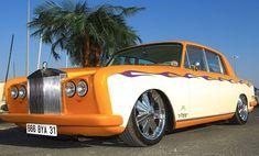Rolls-Royce Silver Shadow specials