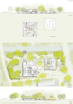 Kindergarten and Primary School / (se)arch Architekten