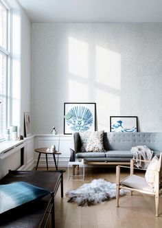 One Living Room, Three Different Styles