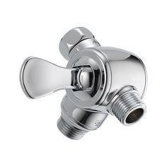 U4929-PK Delta 3-Way Shower Arm Diverter for Hand Shower : Bath Products : Delta Faucet