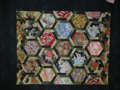 Interlocking-Hexagons