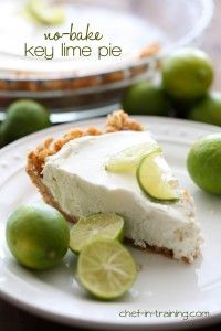 Key Lime Pie | Chef in Training
