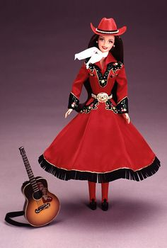 1997 Country Rose™ Barbie® Doll | Barbie Collector, Release Date: 1/1/1997 Product Code: 17782, $89,00 Orginal Price