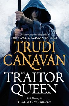 The Traitor Queen (Book Three of the Traitor Spy Trilogy) by Trudi Canavan