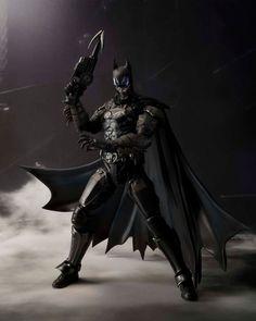 S.H. Figuarts - Batman (INJUSTICE ver.) from