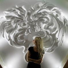 Мое львиное сердце.... . My lion heart.. . #lion_heart #design #venezia #lion #лимассол #росписьстен #роспись #рисунок #volgshtein #art #artwall #interior #interiordesign #декор_стен #одесса #дизайн #дизайнинтерьера #рисунокнастене #walldecor #italy #artwork #sculpture #love #murals #beauty #рельефныепанели #лев #ремонт #cyprus #sculpture