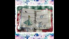 PLAN WITH ME , TEMA FROZEN
