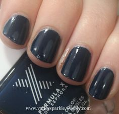 Formula X for Sephora Orbit Nail Color | Review & Swatches