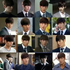 Choi Jin Hyuk in Heirs
