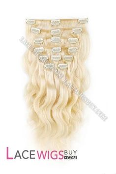 Bellissima 220g 22 mochachino brown 1c hair extensions clip in hair extensions 15 613 bleach blonde wave full head set clip pmusecretfo Images