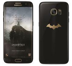 Le Samsung GalaxyS7 edge enfile sa cape avec une édition spéciale Batman - http://www.frandroid.com/marques/samsung/360574_samsung-galaxy-s7-edge-enfile-cape-masque-edition-speciale-batman  #Samsung, #Smartphones