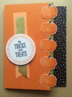 Stampin Up Paper Pumpkin alternative ideas September 2016 by Pat McG.