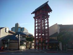 Little Tokyo Historic District, Los Angeles, CA