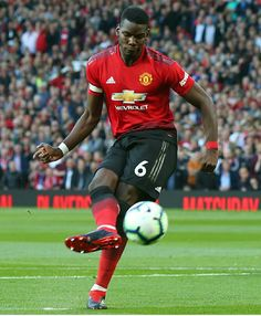 Adidas Manchester United 201819 season home jersey player version Paul Pogba Manchester United, Manchester United Football, Pogba Wallpapers, Football Latest, Man Utd Fc, Manchester United Wallpaper, Lionel Messi Wallpapers, Uefa Champions, Sports