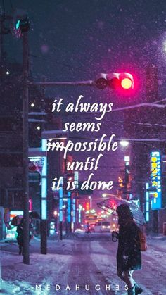 Tap image for more quote wallpapers! Do The Impossible - @mobile9 | iPhone 6 quotes wallpapers