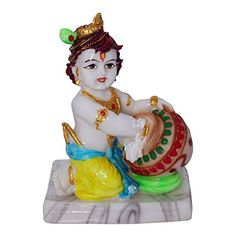 Little Krishna Lord Krishna is a special deity known to Hindus all across the world, and also to those from other faiths Little Krishna, Ganesh Idol, India Usa, Krishna Images, God Pictures, Hindus, Lord Krishna, Deities, Pictures Of God