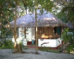 Pandan Island resort, Phillipines bungalow