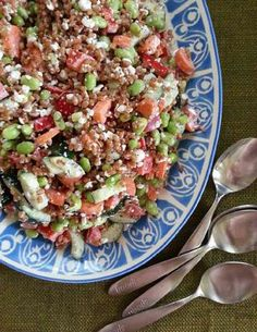Ross Sveback's Italian Protein Salad #recipe #rosssveback #aperfectevent #yum #foodie