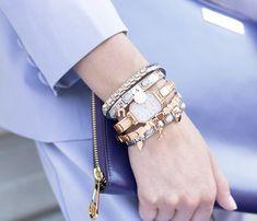 WOW elegant diamond bracelets are eye-catching Image# 2079 Nomination Bracelet, Diamond Bracelets, Statement Earrings, Fine Jewelry, Jewellery, Costume Jewelry, Rose Gold, Bling, Pendants