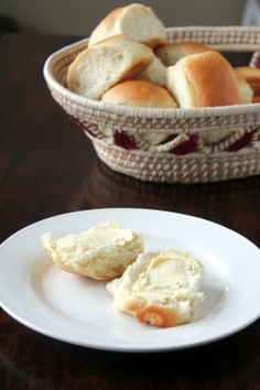 Kitchen Trial and Error: parker house rolls [12in2012]
