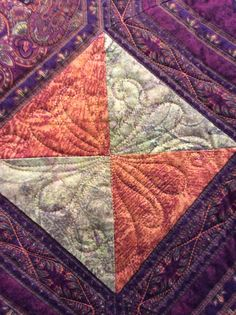 Love the quilting on Marlene C's quilt