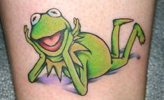kermit the frog tattoo designs - Google Search