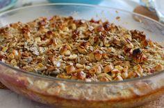 Kardemummalla maustettu kaurauunipuuro / Cardemom Baked Oatmeal