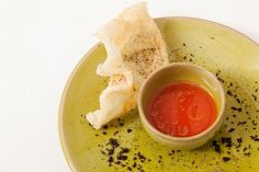 Agnar Sverrisson's gazpacho recipe is given a refreshing kick with the addition of lemon grass