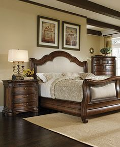 Salamanca Bedroom Furniture Sets & Pieces - Bedroom Furniture - furniture - Macy's