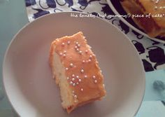 The Certified Latebloomer: Caramel Cake and Cupcakes almost like Estrel's