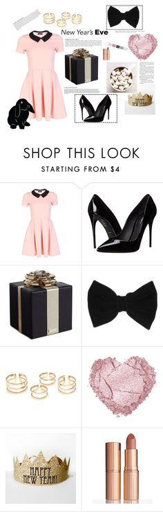 """""""Have a Wonderful 2016!"""" by once-upon-a-time9 ❤ liked on Polyvore featuring Dolce&Gabbana, Kate Spade, claire's, Anja and Charlotte Tilbury"""