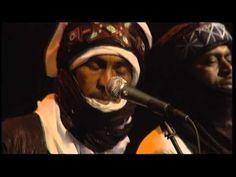 Tinariwen - Live at Womad, an hour concert <3