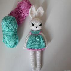 Amigurumi Uzun Bacaklı Tavşan ,  #amigurumitavşan #örgüoyuncak ,   ...