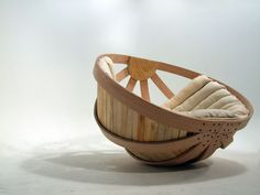 """Revolutionary Rocking Chair """"Cradle"""" by Richard Clarkson"""