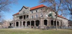 The oldest public institution in the state, the Human Services Center – formerly the South Dakota Hospital for the Insane – played an import...