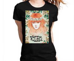 Florence and the Machine Camiseta Camisa