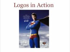 Entire series of advertisements for logos, pathos, ethos ...