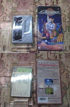 ACTRAISER   SNES/FAMICOM   JAPAN VERSION