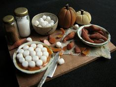 Betsy niederer miniature foods | The Mini Food Blog: Thanksgiving Treats ~ Betsy Niederer