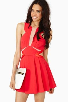 Look See Dress - Nasty Gal