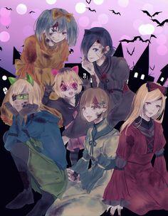Kaneki Y Touka, Tokyo Ghoul Manga, Secret Life, The Darkest, Artsy, Fan Art, Artwork, Anxiety, English