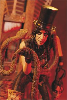 Alice Cooper #rockstars #music #photography