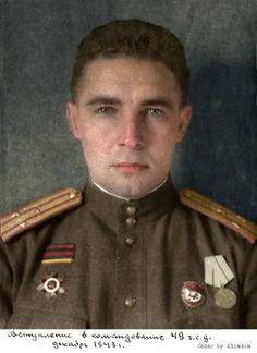 Vassili Margelov, 1943