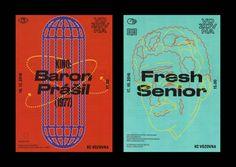 #visualstyle #visual #poster #graphicdesign #typography #jirimocek #cindykutikova