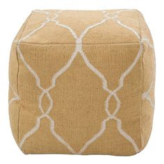Loving these poufs!