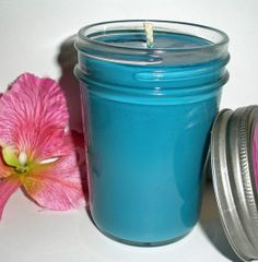Checkout this amazing product Blueberry Muffin Soy Candle 8oz Jelly Jar by luciascreations, $9.00 at Shopintoit
