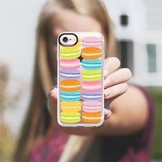 Macaroons - Classic Grip Case  | phone cases | phone cases for girls | phone cases for guys | iPhone 6 | iPhone 7
