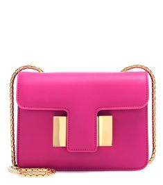 Designer Clothes, Shoes & Bags for Women Pink Shoulder Bags, Small Shoulder Bag, Crossbody Shoulder Bag, Shoulder Handbags, Leather Shoulder Bag, Tom Ford Handbags, Pink Handbags, Leather Purses, Leather Crossbody